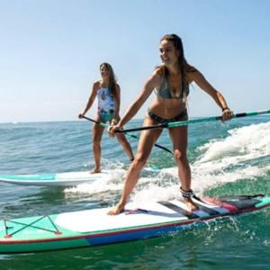 Clases SUP Stand Up Paddle en Conil El Palmar